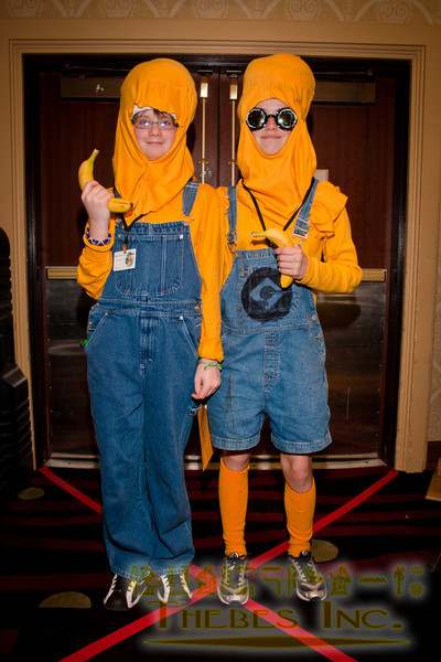 Minions! (From Despicable Me)