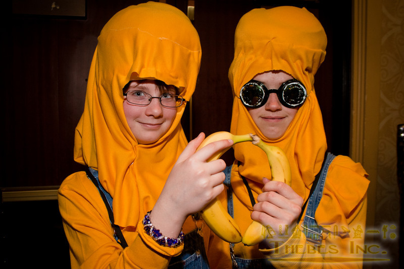 Minions from the movie Despicable Me.