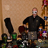 Dimitri's mask booth