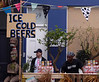 Beer Stall at Notting Hill Carnival 2008