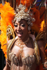 Notting Hill Carnival London 2010