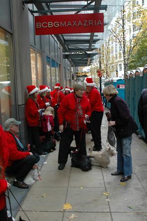 2008 Nov Macy's Thanksgiving Parade Seattle -- Scotties
