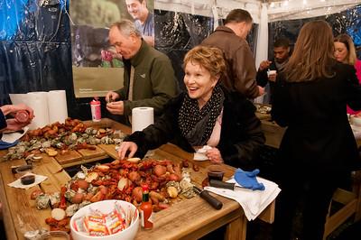 Novant Oyster Roast Crawfish Broil 3-7-14 048