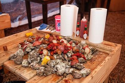Novant Oyster Roast Crawfish Broil 3-7-14 036
