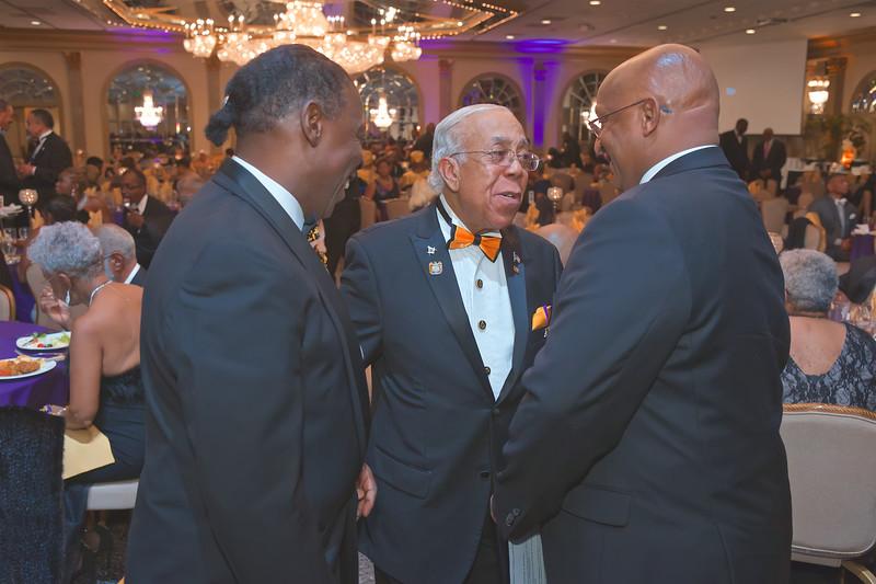 November 02, 2019 - Prince Hall Masons Grand Master's Testimonial Ball