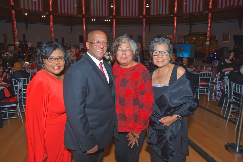 November 02, 2019 - Western High School's 175th Anniversary Celebration - Red & Black Ball