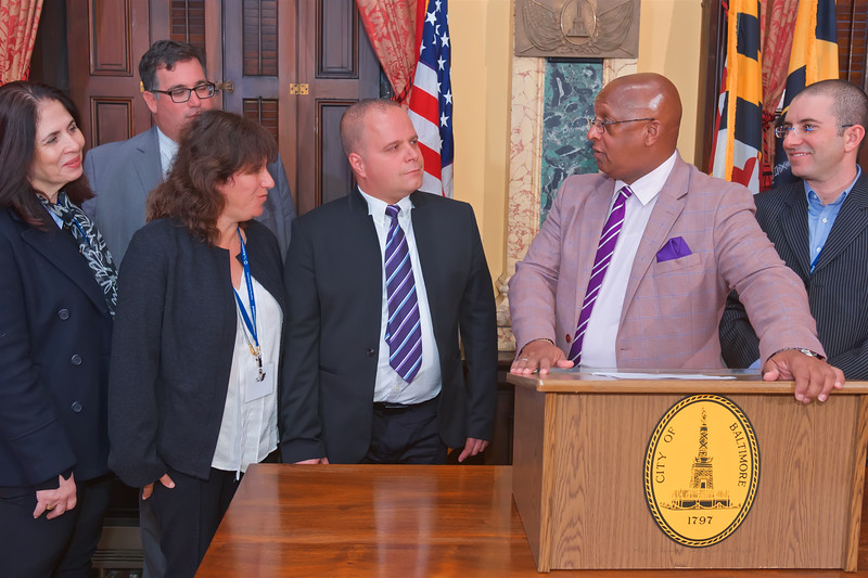 November 06, 2019 - Mayor of Ashkelon Visit