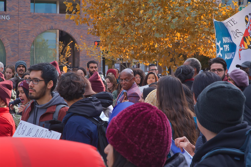November 08, 2019 - Home is Here March & Rally - Mayor Young will Meet/Speak w/DACA Students