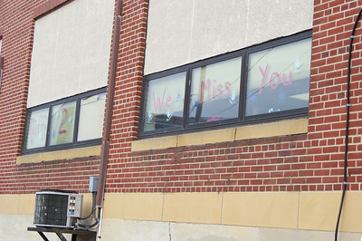 "Wednesday, November, 21st, 2007:  A sign of the daycare adjacent to Schuylkill Hose Co # 2 states ""Tuff 2, We Miss You."""