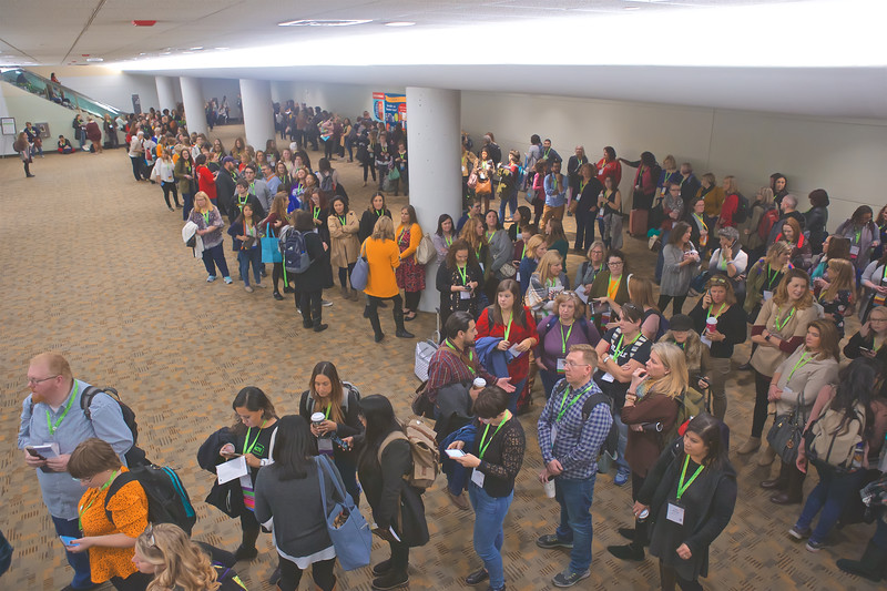 November 22, 2019 - NCTE 2019 Annual Convention