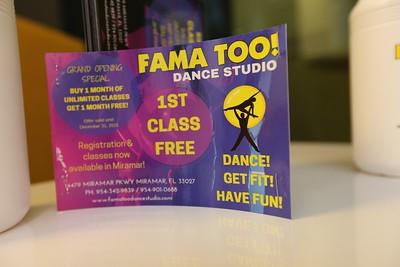 November 9, 2015 FaMa Zumba