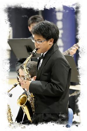 Novice Jazz Ensemble - Musical Showcase