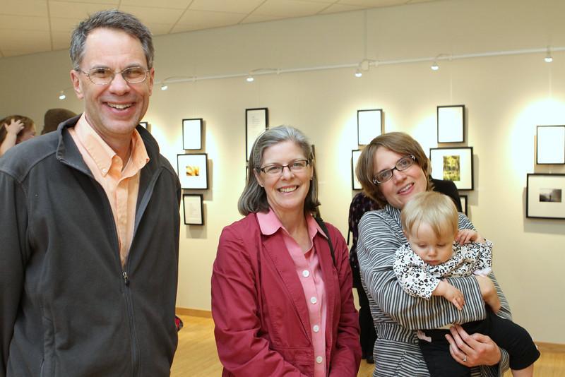 Mark Ediger & Jocelyn Milner with Erica Lynn & Ruth Grace