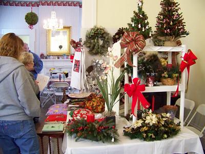Nunnlea Craft Fair, November 7/8, 2009