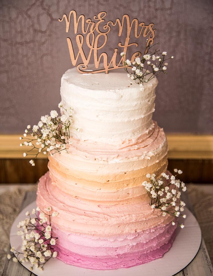 The White Wedding