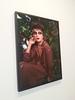 Cindy Sherman exhibit. Aging.....
