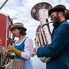 Tuba and clarinet