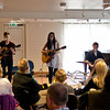 12. of july - Dagny Norvoll with band at Nyksund brygge - 1