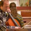 Rune on cello