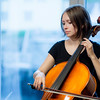Tine Surel on Cello