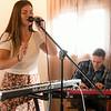 Lillyum with Øystein Myrvoll on keyboard
