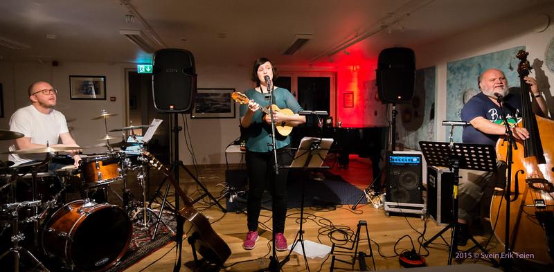 Vangen Finnseth Pedersen trio