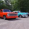 OB's Car Show and Killbuck Concerned Citizens Association fund-raiser.