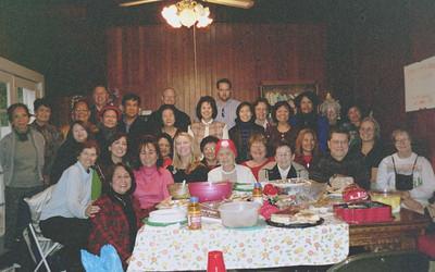 OCDS December 2005 -- Christmas festivities