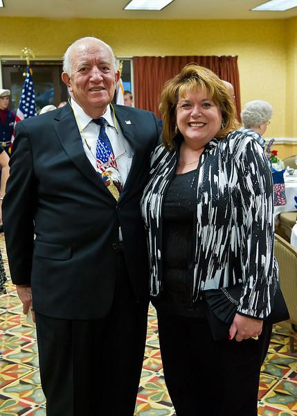 Chuck Helton & Daughter, Barbara Helton
