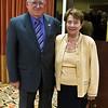 Don Aldridge & Lorna Rollag
