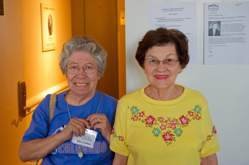 Edna Scanlan; Betty Cochran