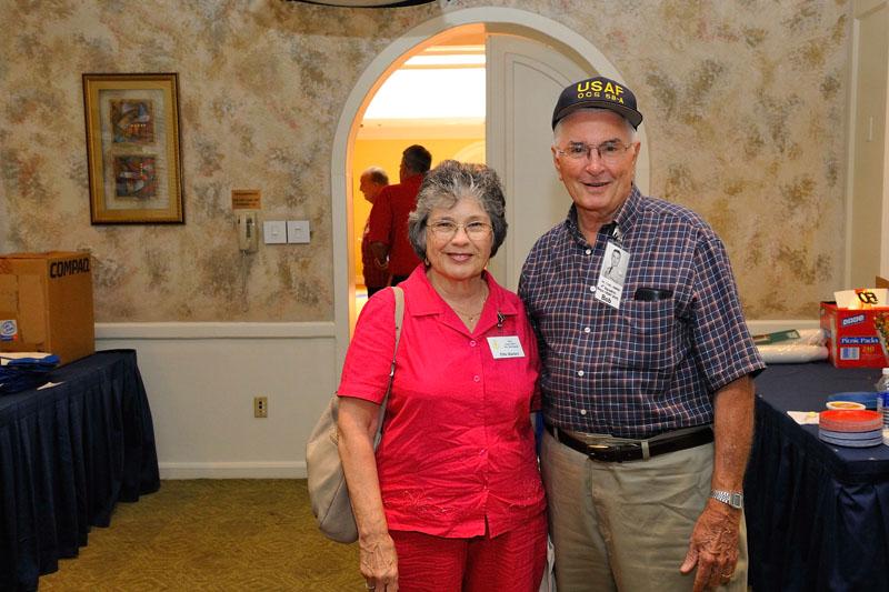 Eltie and Bob Harkey