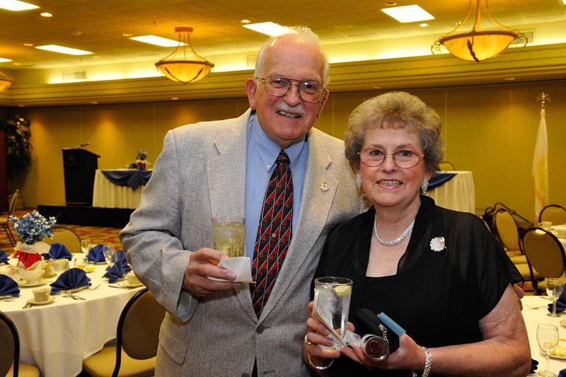 Walt and Marilee Johnson