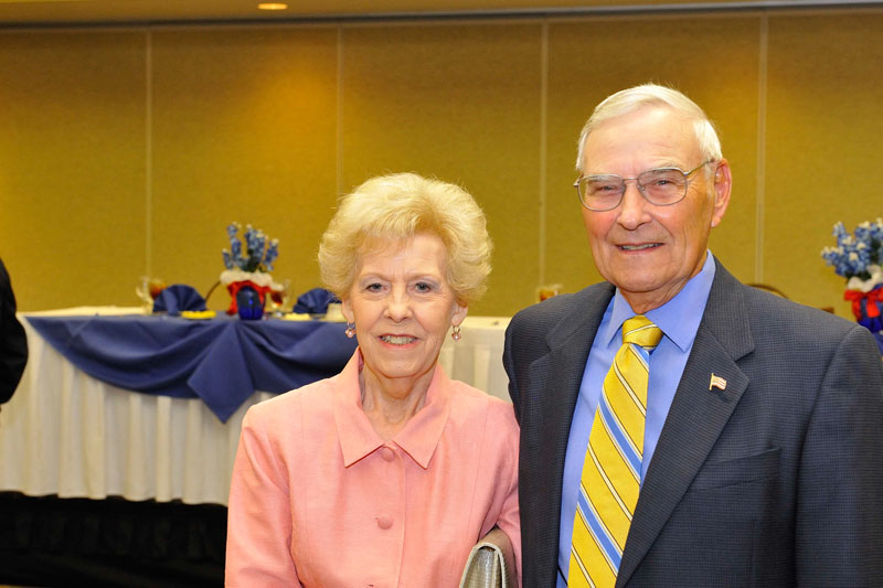 Lois and Marvin Lintner