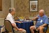 Frank Baker and Bob Thompson