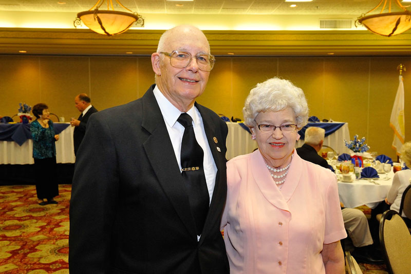 Fred and Betty Wyant