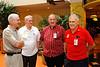 Ray Hamilton, Jack Bainter, Chuck Helton, and Dennis Hickey