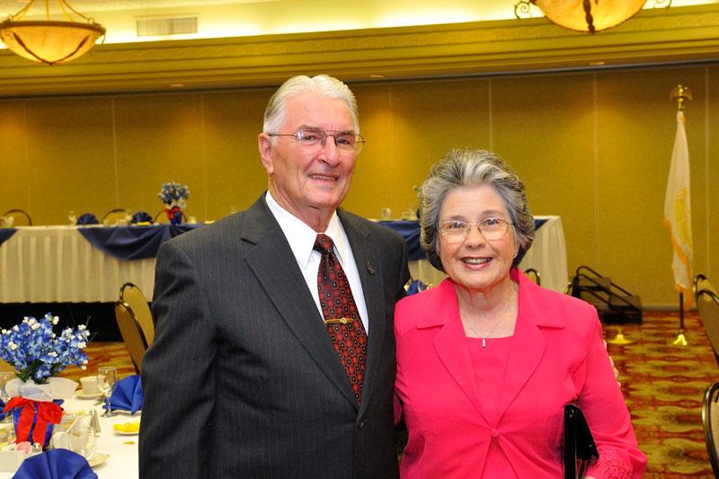 Bob and Eltie Harkey