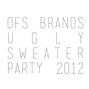 OFS Ugly Sweater Party