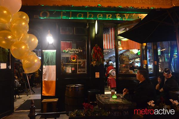 O'Flaherty's Irish Pub 12 Year Anniversary Party