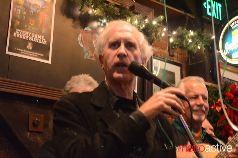 Tom McEnery - O'Flaherty's Irish Pub's 12 Year Anniversary Party and commemoration of Ray O'Flaherty