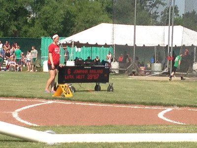 OHSAA State Track & Field Meet - 2014