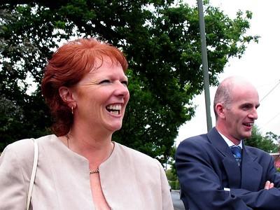 Karen and Ian