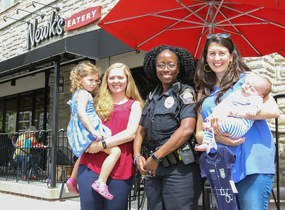 OLA School's Adopt-A-Cop Program