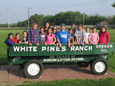 OLW Girl Scouts White Pines 2013