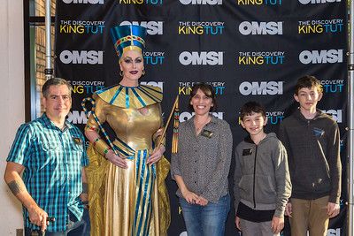 OMSI King Tut VIP Night