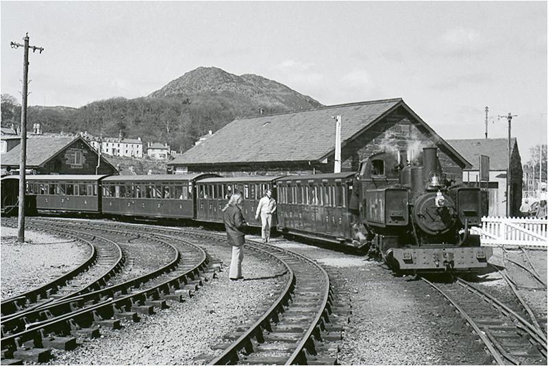 Ffestiniog Railway 1973