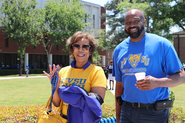 FVSU Blue and Gold Day May 2018