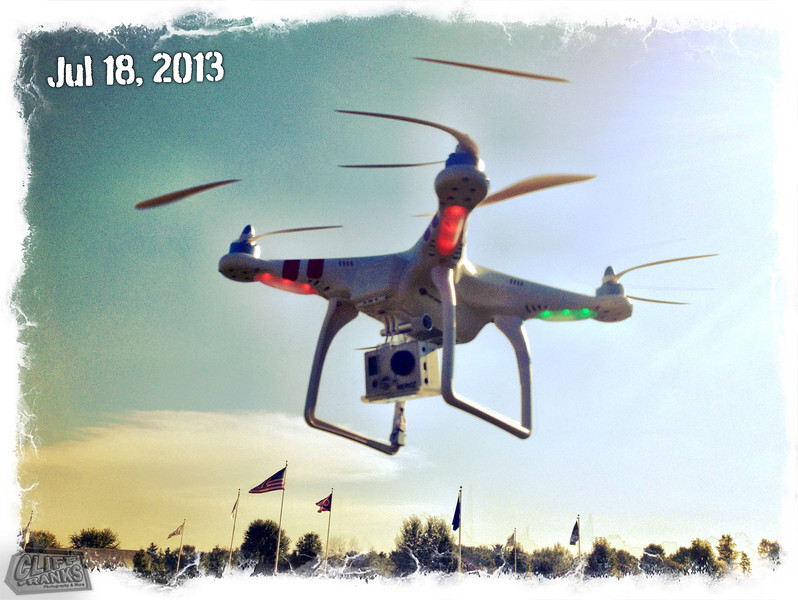 July 17th 2013 Drone photos @ OVMP