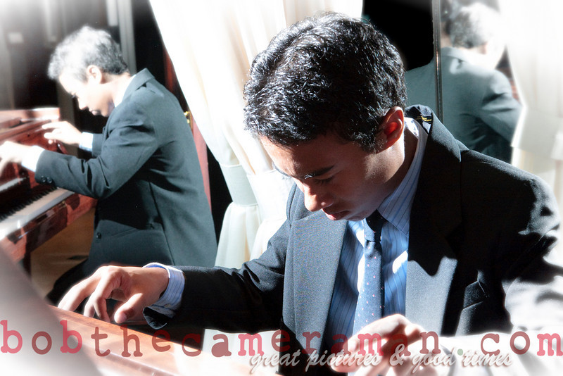 T. J. Keanu Tario radiates devotion to the art of making music with the piano; he is an amazing piano playing prodigy.